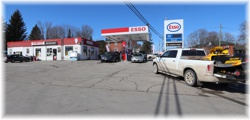 Esso Gas Gas Station