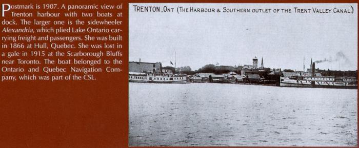 Ontario Rural Routes - Trenton
