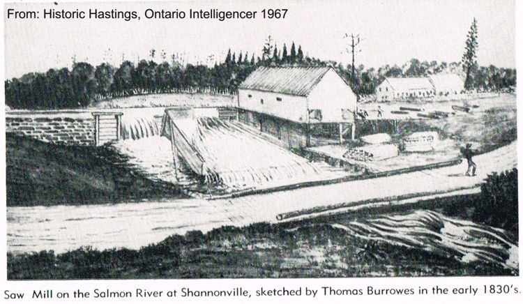 Ontario Rural Routes - shannonville