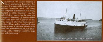 Steamer Meaford