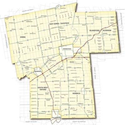 Ontario Rural Routes