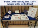 Personalized Wedding Bars